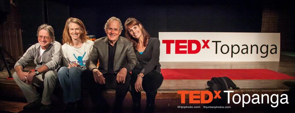 Fundamental sponsors TEDxTopanga