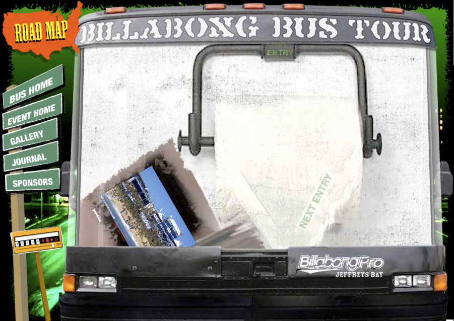 Billabong Bus Tour
