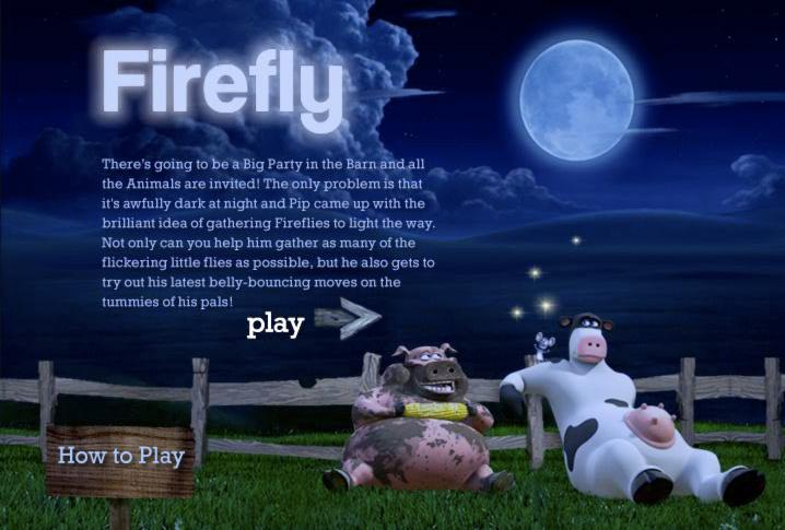 Barnyard Firefly Game