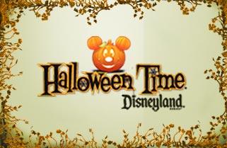 Disney Halloween Interactive Design
