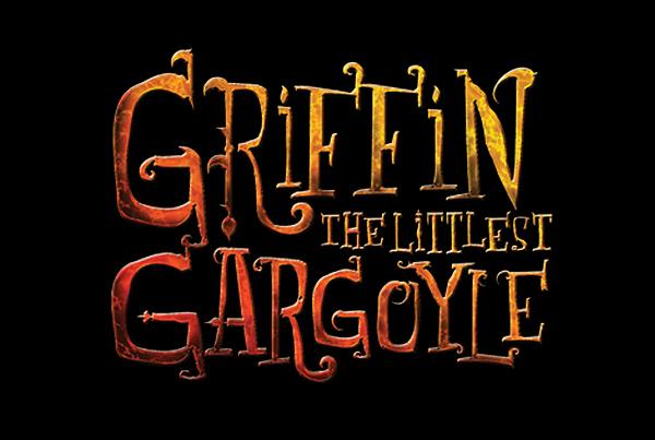 Griffin the Littlest Gargoyle