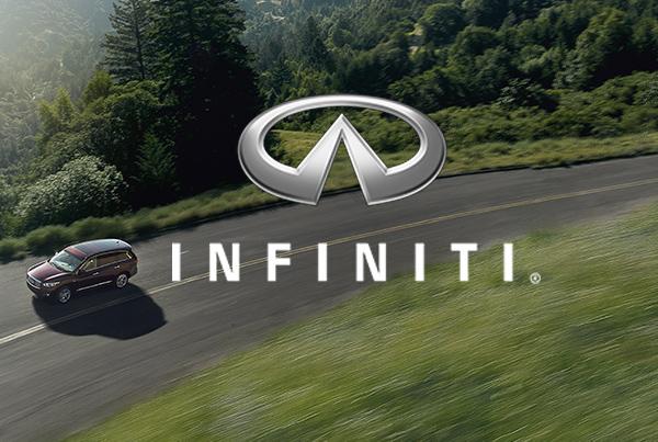 Infiniti Banner Ads