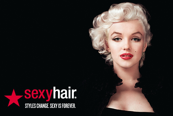 Sexy Hair Email Campaigns