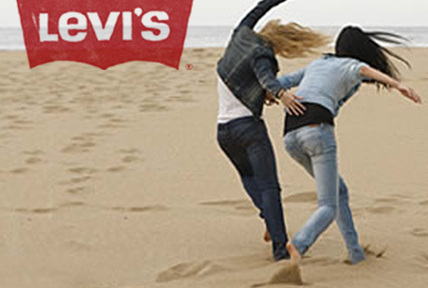 Levi's: Spring Banners